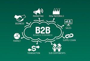 B2B management platform