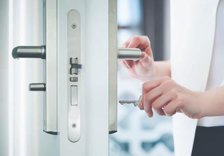 locksmith administration